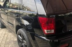 Nigerian Used Jeep Grand Cherokee 2007 Automatic