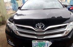 Nigeria Used Toyota Venza 2013 Model Black