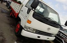 Foreign Used Toyota Dyna 2006 Model White