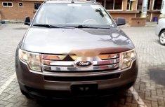 Clean Nigerian used Ford Edge 2009