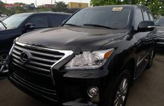 Tokunbo Lexus LX 2013 Model Black