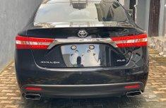 Tokunbo Toyota Avalon 2015 Model Black