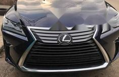 Foreign Used Lexus RX 2019 Model Blue