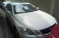 Foreign Used 2007 Lexus GS Petrol