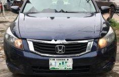 Nigeria Used Honda Accord 2009 Model Blue