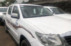Nigeria Used Toyota Hilux 2013 Model White