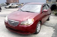 Nigerian Used 2007 Hyundai Elantra for sale