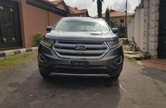 Foreign Used Ford Edge 2016 Model Grey