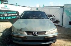 Nigerian Used 2001 Peugeot 406 Petrol Manual