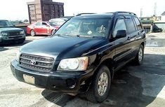 Very Clean Nigerian used Toyota Highlander 2003
