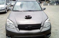 Clean Nigerian used Toyota Matrix 2007