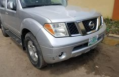 Nigeria Used Nissan Pathfinder 2006 Model Silver