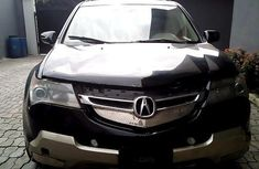 Nigeria Used Acura MDX 2007 Model Black