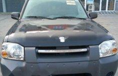 Nigeria Used Nissan Frontier 2005 Model Black