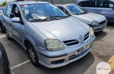 Foreign Used Nissan Almera 2005 Silver