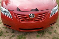 Tokunbo Toyota Camry 2009 Model Red