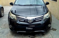 Nigerian Used Toyota Avensis 2012 for sale