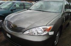 Tokunbo Toyota Camry 2006 Model Grey
