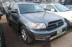 Clean Nigerian used 2004 Toyota 4-Runner