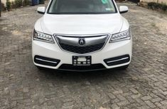 Foreign Used 2014 Acura MDX Automatic Petrol