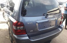 Clean Foreign used 2004 Toyota Highlander