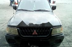 Nigerian Used 2002 Mitsubishi Montero for sale