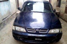 Nigeria Used Nissan Primera 1997 Model Blue