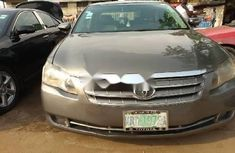 Clean Nigerian used 2006 Toyota Avalon