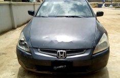 Nigeria Used Honda Accord 2004 Model