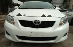Foreign Used 2009 Toyota Corolla for sale