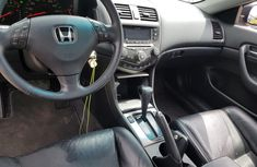 Foreign Used Honda Accord 2003 for sale