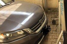Nigeria Used Honda Accord 2015 Model Grey