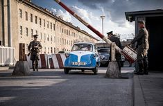 The tiny BMW Isetta helped smuggle 9 people to freedom during Cold War in Berlin