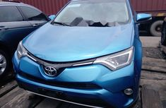 Super Clean Foreign used Toyota RAV4 2017