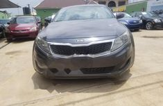 Nigeria Used Kia Optima 2012 Model Grey