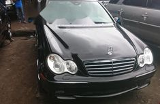 Foreign Used 2007 Mercedes-Benz C230 Automatic
