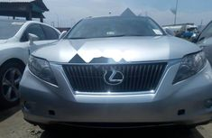 Foreign Used 2011 Lexus RX Automatic