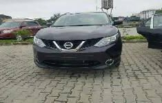 Nigeria Used Nissan Qashqai 2015 Model Black