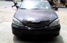 Clean Nigerian used 2004 Toyota Camry