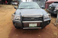 Clean Nigerian used Toyota Highlander 2003