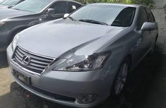 Foreign Used Lexus ES 2010 Model Silver