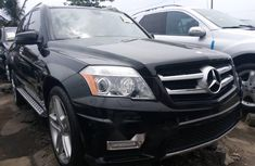 Foreign Used Mercedes-Benz GLK 2010 for sale
