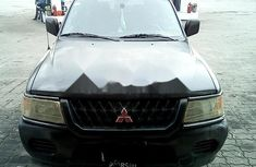 Clean Nigerian used Mitsubishi Montero 2002