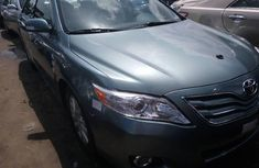 Foreign Used Toyota Camry 2008 Model Green