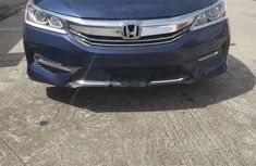 Foreign Used 2016 Honda Accord Petrol Automatic