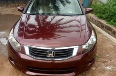 Foreign Used 2009 Honda Accord Automatic
