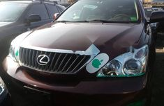 Foreign Used Lexus RX 2008 Model