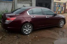 Tokunbo Honda Accord 2009 Model