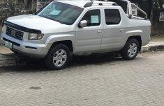 Nigerian Used Honda Ridgeline 2006 Automatic