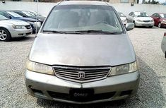 Nigeria Used Honda Odyssey 1999 Model Silver